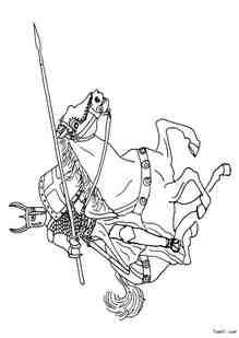 骑士人物3